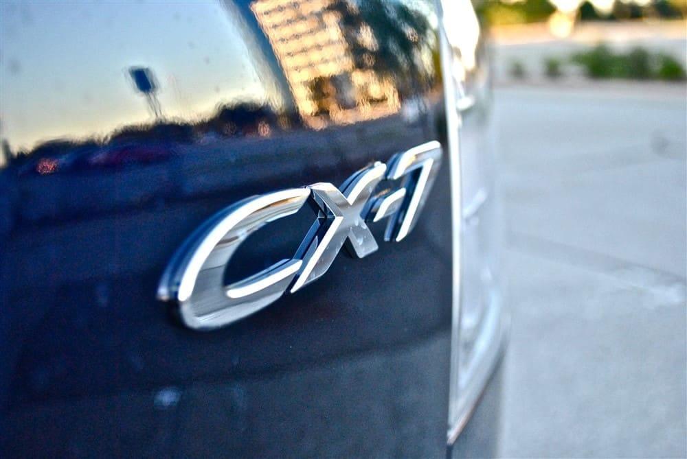 2012 Mazda CX-7 GX emblem