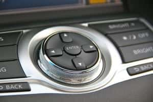 2012 Nissan Maxima SV toggle switch