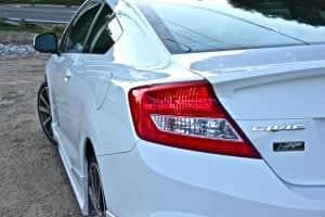 2012 Honda Civic Si HFP taillight