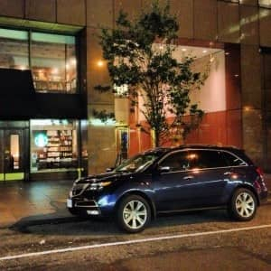 2012 Acura MDX Elite on 5th Avenue