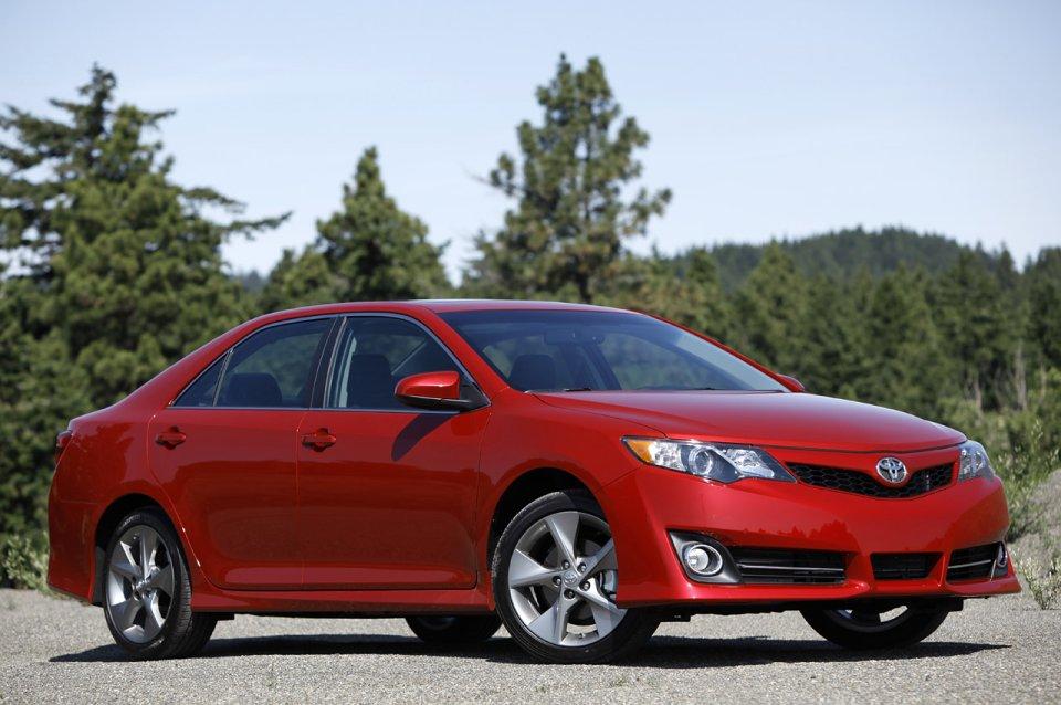 "Toyota To Make Camry's Design ""More Emotional"""