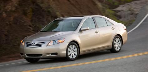 2007 Camry Hybrid