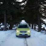 2014 Subaru XV Crosstrek Hybrid front