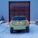 2014 Subaru XV Crosstrek Hybrid rear