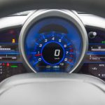 2013 Honda CR-Z instrument cluster