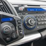 2013 Honda CR-Z stereo controls