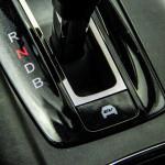 2014 Honda Accord Hybrid EV mode button