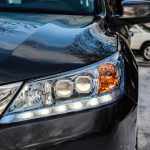 2014 Honda Accord Hybrid headlight
