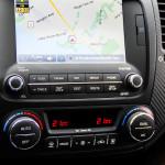 2014 Kia Forté SX Sedan climate control stack