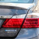 2014 Honda Accord Hybrid taillight