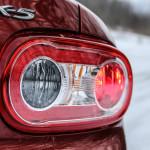 2014 Mazda MX-5 GT taillight
