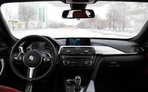 2014 BMW 335i GranTurismo interior