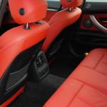 2014 BMW 335i GranTurismo rear legroom