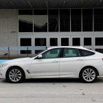 2014 BMW 335i GranTurismo side profile
