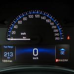 2014 Cadillac ATS 3.6 instrument cluster