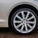 2014 Cadillac ATS 3.6 wheel