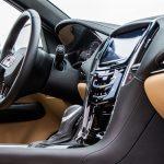 2014 Cadillac ATS 3.6 cockpit