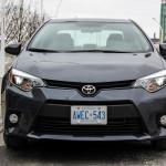 2014 Toyota Corolla Eco front