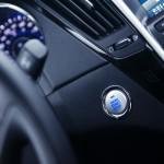 2014 Hyundai Sonata 2.0T engine start button