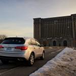 2014 Acura MDX Elite rear