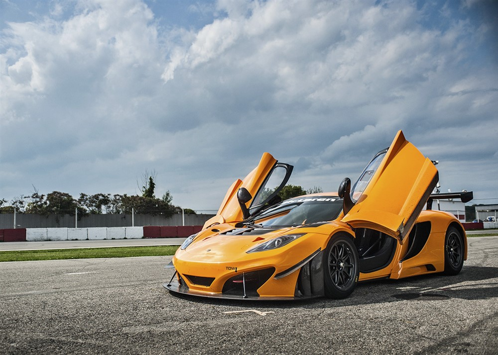 McLaren Working On 12C Variation To Battle 458 Speciale