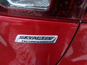2014 Mazda3 GT Sedan SkyActiv emblem
