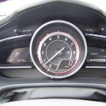 2014 Mazda3 GT Sedan instrument cluster