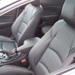 2014 Mazda3 GT Sedan interior