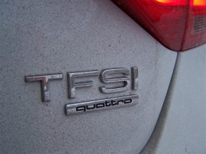 2014 Audi A5 2.0T emblem