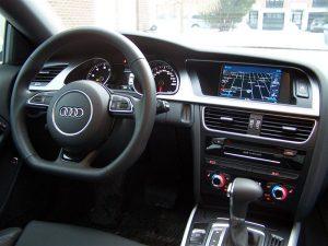 2014 Audi A5 2.0T interior
