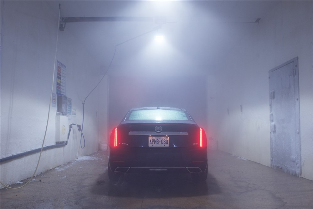 2014 Cadillac CTS 3 6 Review