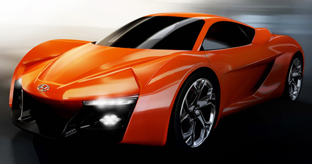 Hyundai set to Reveal new PassoCorto Concept at Geneva