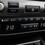 2014 Lexus ES350 climate control