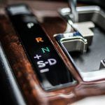 2014 Lexus ES350 gearshift