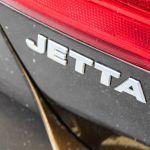 2014 Volkswagen Jetta 1.8T rear emblem
