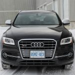 2014 Audi SQ5 front