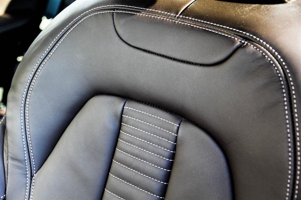2014 BMW X5 xDrive35i seat