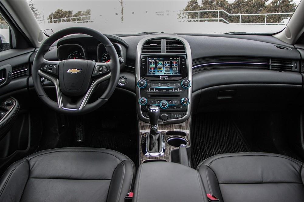 2014 Chevrolet Malibu Turbo Review