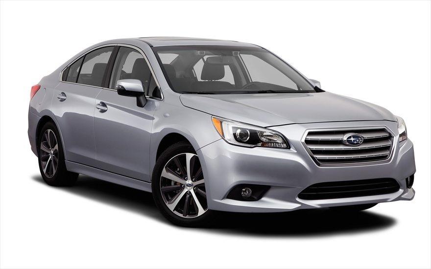 Subaru's New Legacy Leaked Ahead of Chicago Debut