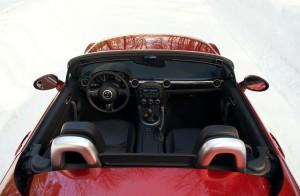 Long-Term Test Conclusion: 2014 Mazda MX-5 GT interior