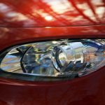 Long-Term Test Conclusion: 2014 Mazda MX-5 GT headlight