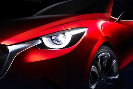 Mazda Hazumi Concept Leaked Before Geneva
