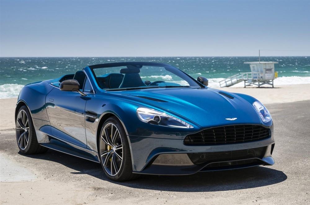 Aston Martin to Recall Over 17,000 Cars