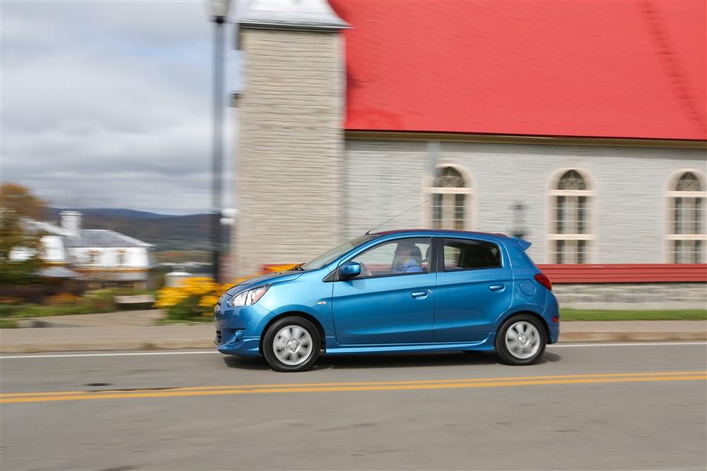 Interview – Mitsubishi's John Arnone Speaks about the 2014 Mirage