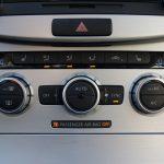 2014 Volkswagen CC 2.0T climate controls
