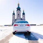 2014 Acura TSX Premium rear