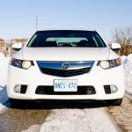 2014 Acura TSX Premium front