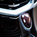2014 Cadillac SRX shifter