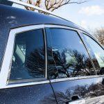 2014 Cadillac SRX window quarter