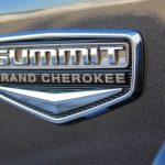 "2014 Jeep Grand Cherokee EcoDiesel ""Summit"" badge"